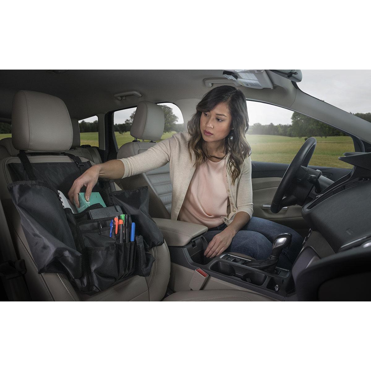 Hanging Car Seat Organizer