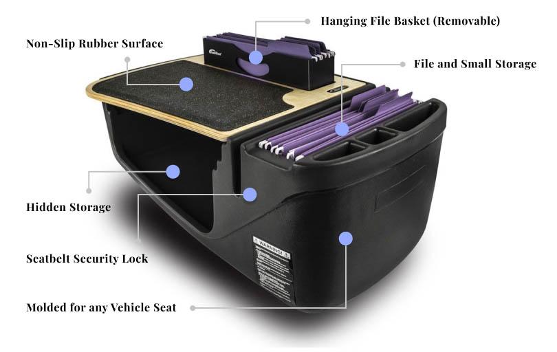 FileMaster Car Desk