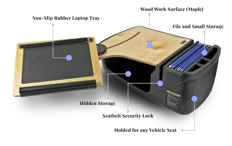 ReachDesk Series Car Desk